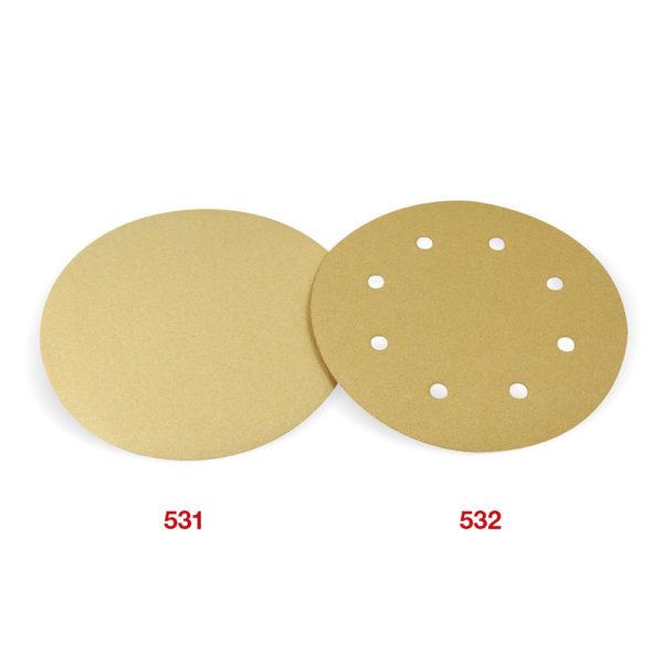 531-532 200 mm Abrasive Discs