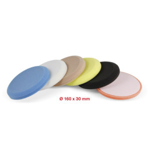 107C Smoothed polishing pad with reduced velour