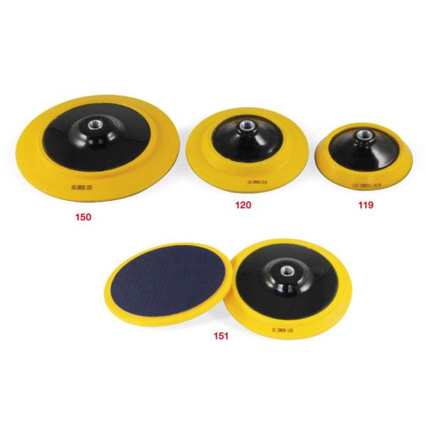 119-120-150-151 Plus line backing-pad