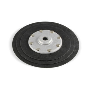 132 Fix fibre backing pad