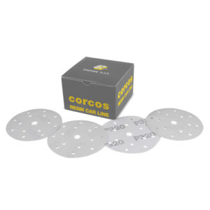 520 15F Film backing abrasive discs