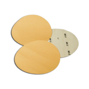 530 Resinated self-adhesive disc