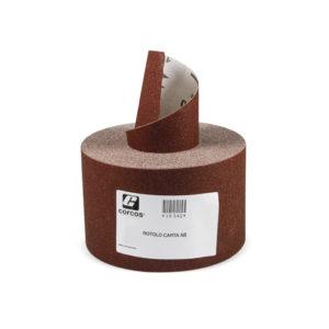 542 Abrasive paper rolls