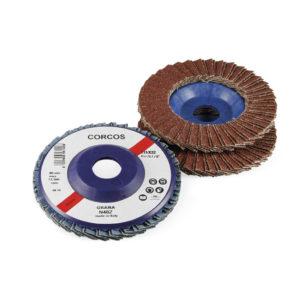 560 Corundum flap discs
