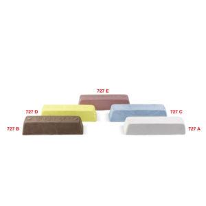 727 Polishing abrasive solid paste