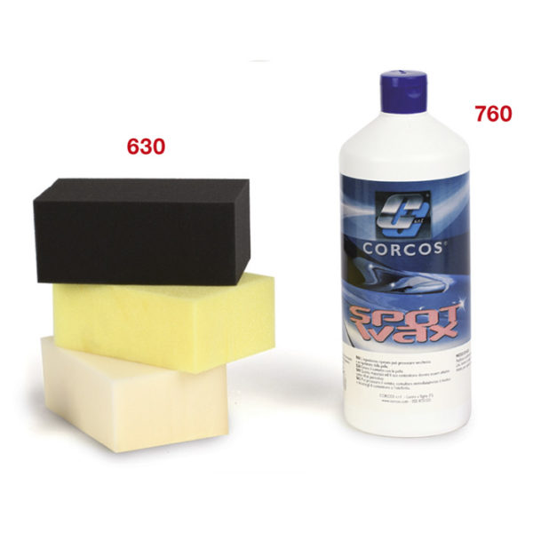 760 Spot-wax