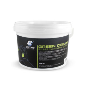 740 Green Cream hand cleaning paste